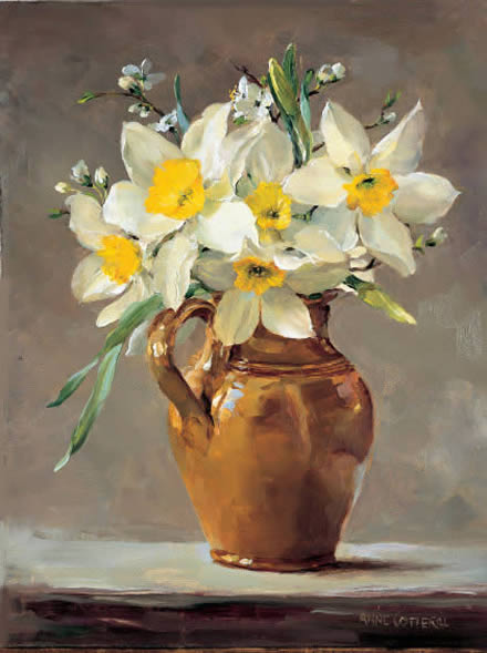spring a vase art - photo #23