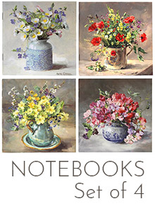 Set of 4 Notebooks - Special Offer